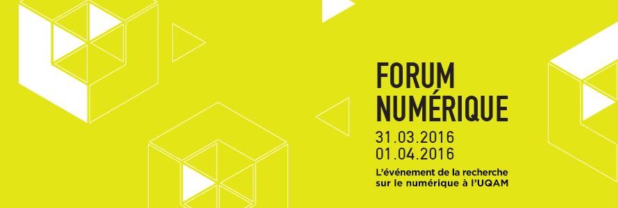 Forum numérique